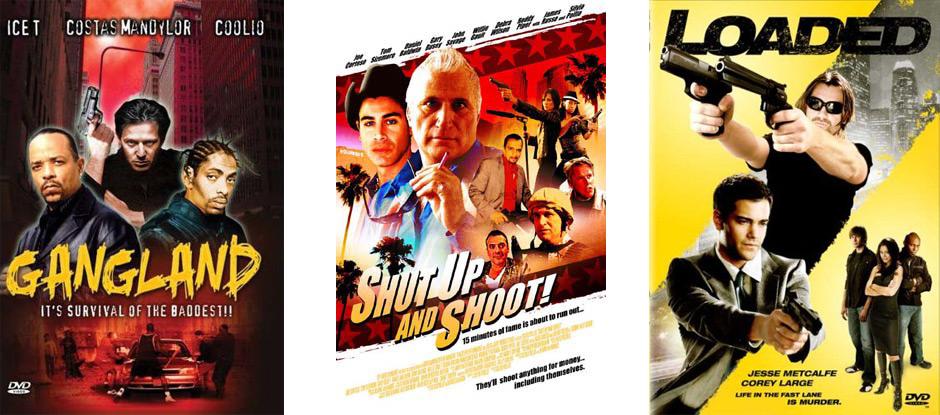 Action Movie Scores by Ralph Rieckermann