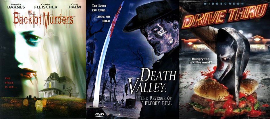 Horror Movie Scores - Click to hear more