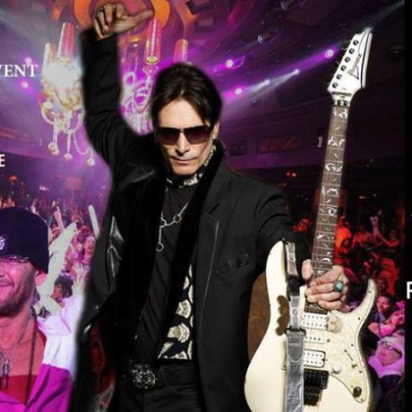 Ralph Rieckermann & Steve Vai Music And Art